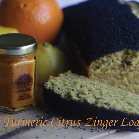 Citrus-Zinger Loaf!