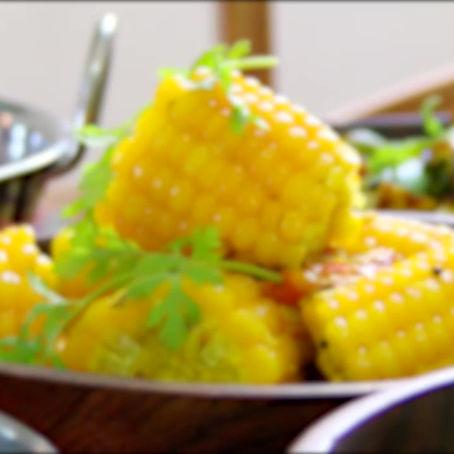Coconut Corn Curry