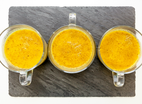 Truly Turmeric Golden Drink