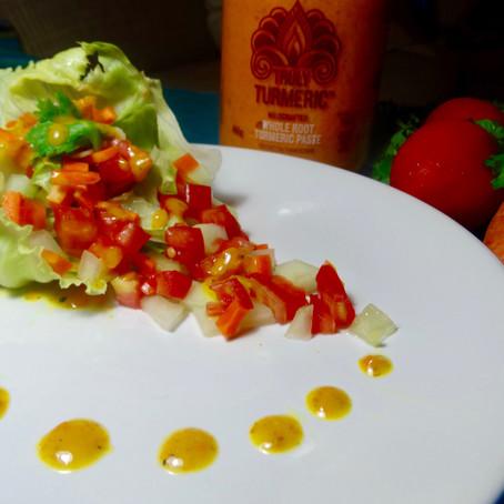 Truly Turmeric Salad Dressing