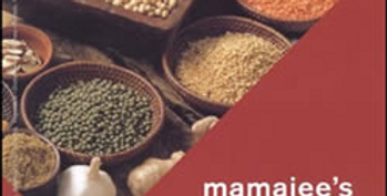 Mamajee's Kitchen Indian Cookbook