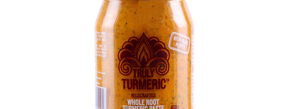 Truly Turmeric with Black Pepper - 470g