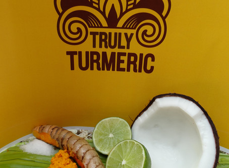 We are so excited to introduce Truly Turmeric by Naledo!