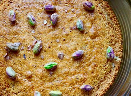 Turmeric Corn Bread