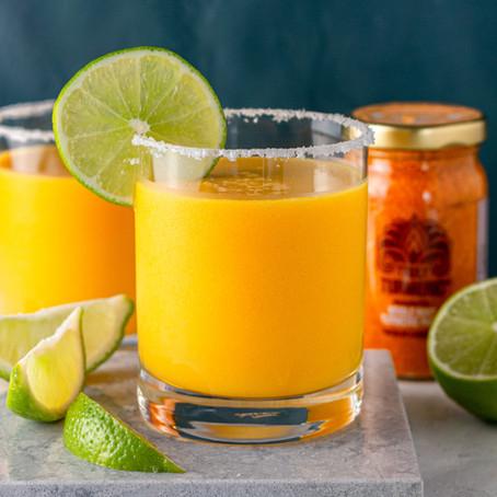Mango Turmeric Margarita