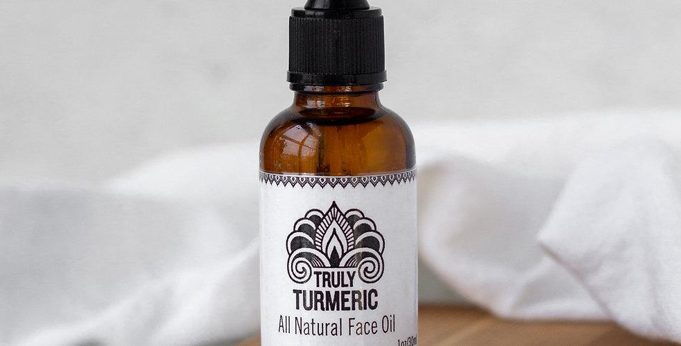 Truly Turmeric Face Oil