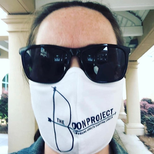 With purchase an additional one will be donated! Boon Logo Cloth Reusable Mask!