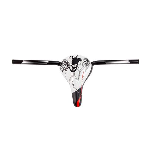 Nouveau Rider: Homage to Aubrey Beardsley, 2014