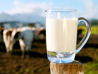 Milk over water? Perhaps so...