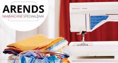 Arends naaimachine speciaalzaak