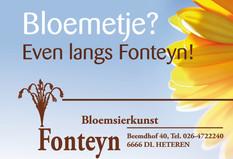 Fonteyn Bloemsierkunst