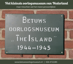 Betuws oorlogsmuseum The Island