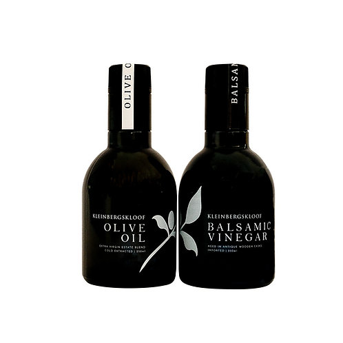 Olive Oil & Balsamic 250ml Combo