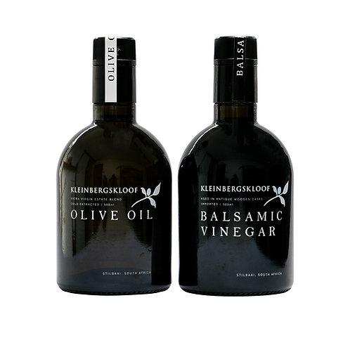 Olive Oil & Balsamic Combo