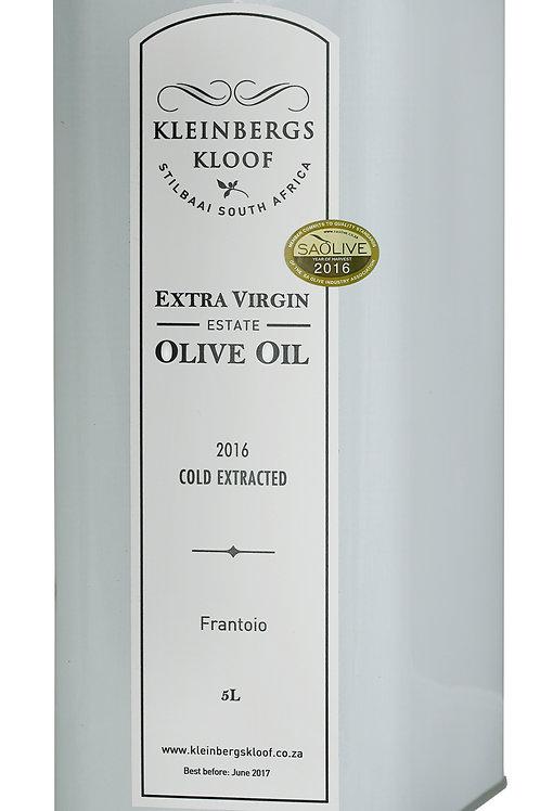Extra Virgin 2020 Olive Oil 5l Tin