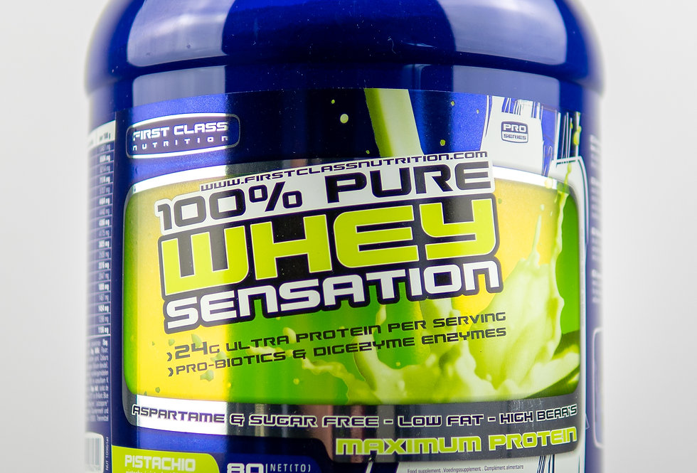 Whey Sensation - Pistachio