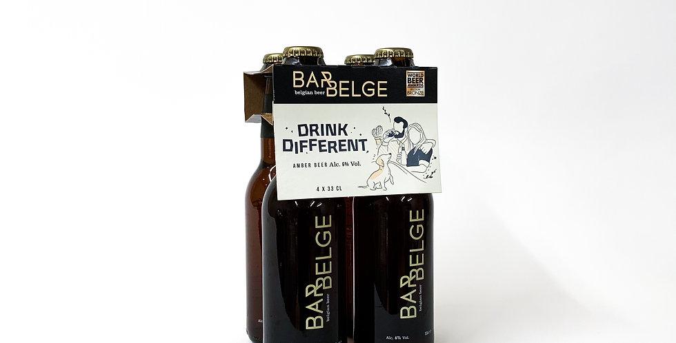 4x Bar Belge 33cl