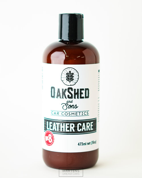 N°8 Leather Care (16oz - 473ml)
