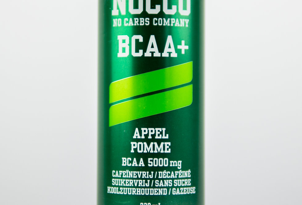 NOCCO BCAA+ Appel - 330ml