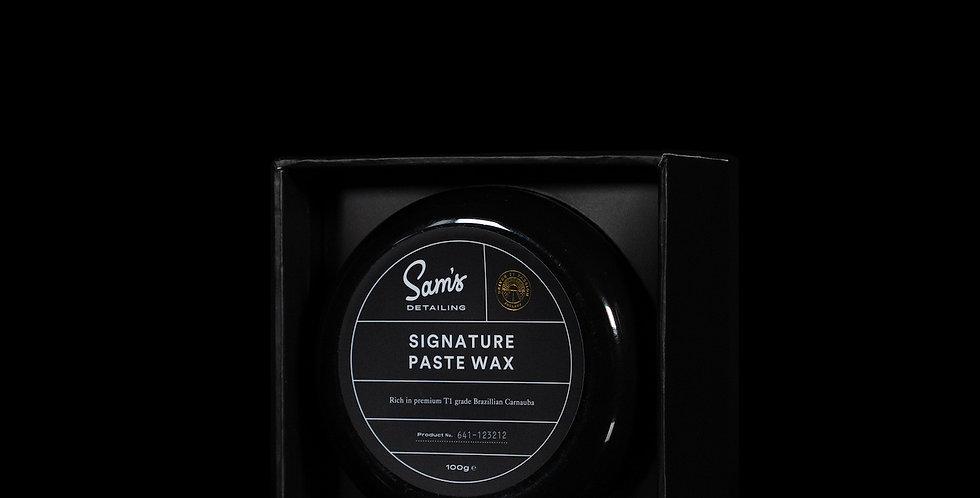 Signature Paste Wax
