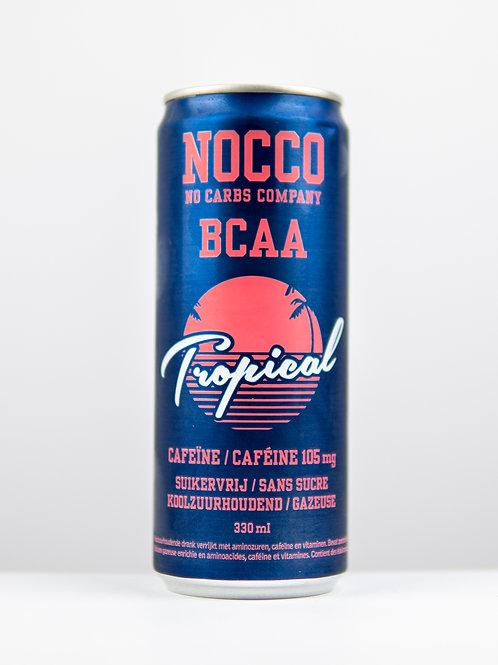 NOCCO Tropical BCAA - 330ml
