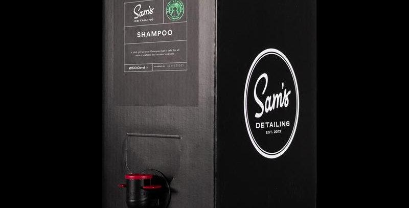 Shampoo 2.5L Box
