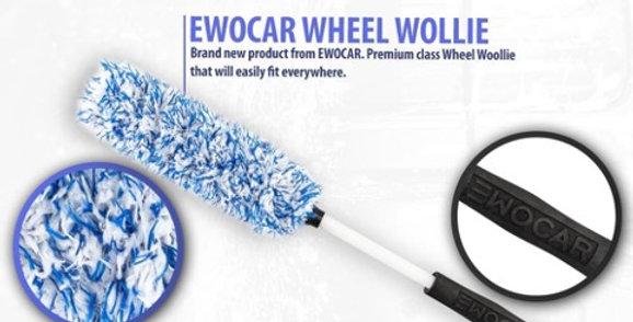 Ewocar Wheel Wollie
