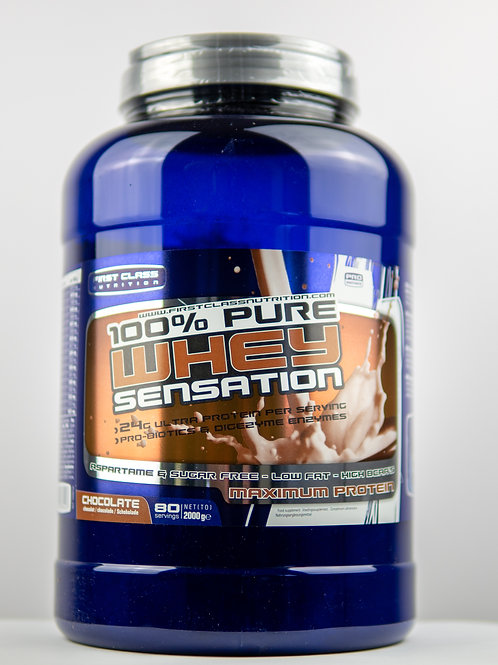 Whey Sensation - Chocolate