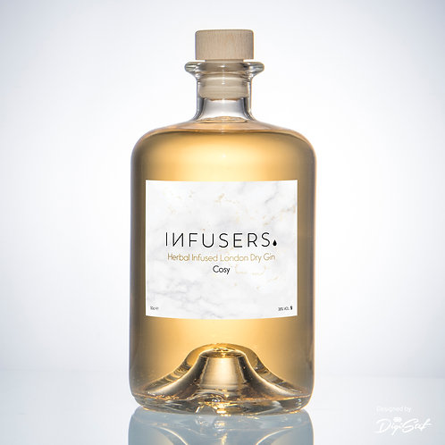 INFUSERS - Herbal Infused London Dry Gin - Cosy Edition