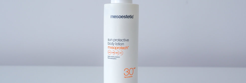 Mesoprotech Sun Protective Body Lotion 30+SPF