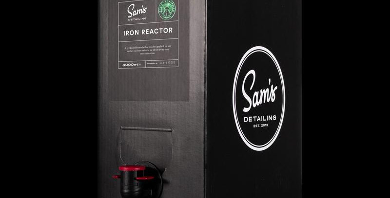 Iron Reactor 4L Box