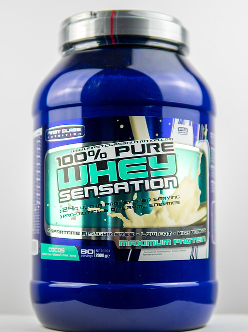 Whey Sensation - Cocos