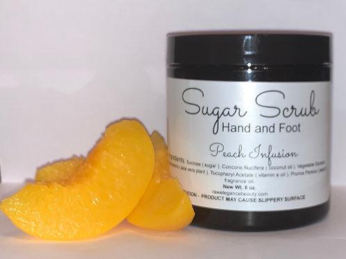Peach Infusion Sugar Scrub