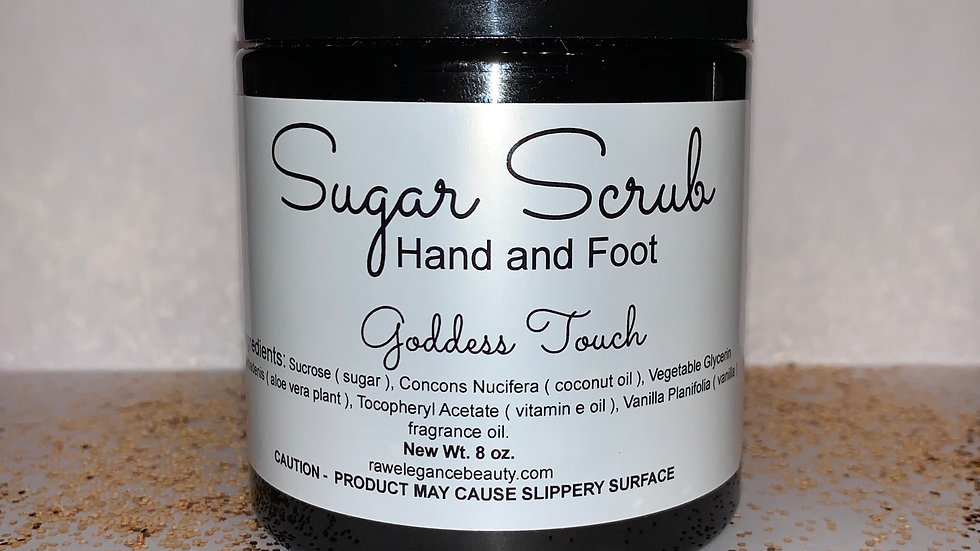 Goddess Touch Sugar Scrub