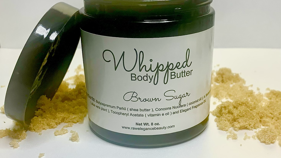 Brown Sugar Whipped Body Butter