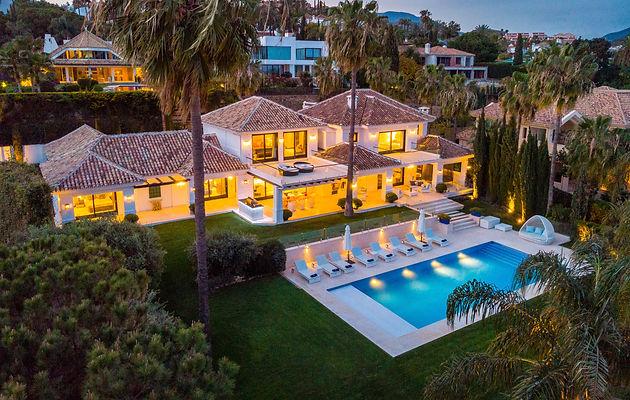 Villa in Marbella, Spain 2