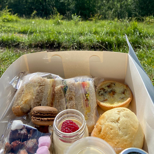 TSP Afternoon Tea Box 🍰