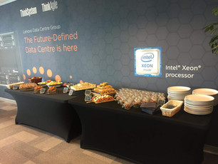 Lenovo Corporate Buffet Lunch