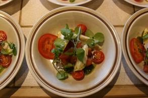 Tomato & Mozzerella Salad
