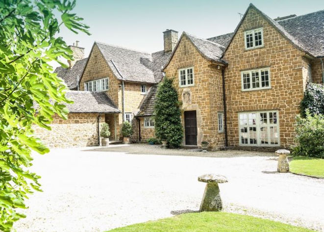 Luxury Cotswold House Rental