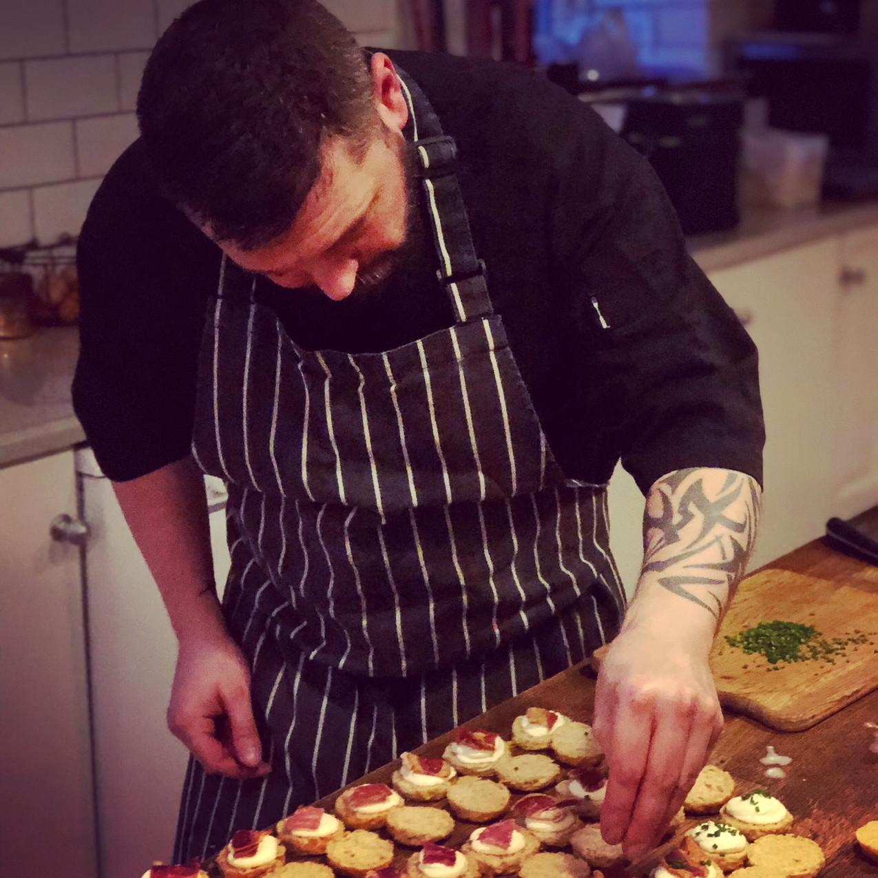 Private Chef Oliver