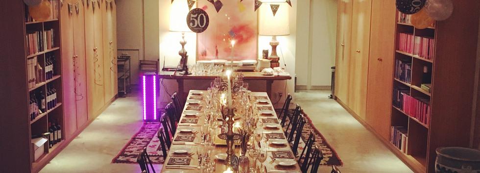 50th birthday gloucestershire