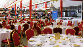 The dizzy heights of Event Catering