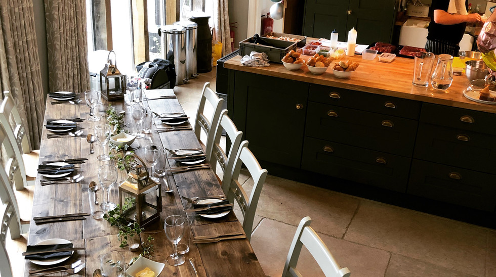 Hen Party Catering Bath