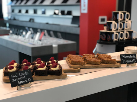 Afternoon Cakes at Lenovo