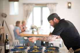 Professional Chef Hire Cotswolds