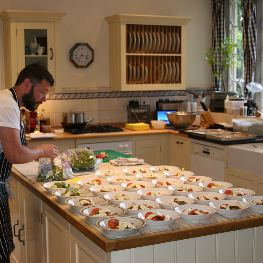 Private Chef in the Cotswolds
