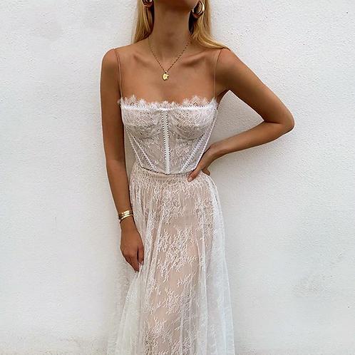 Vestidos Romantico