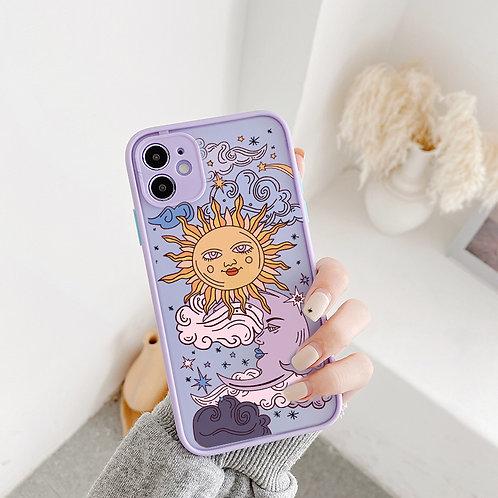 Capa Sol e Lua - Iphone