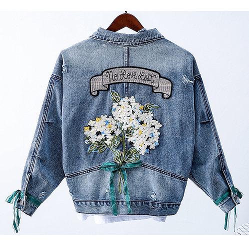 Casaco flores